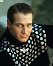 Paul Newman Poses for a Portrait Photo