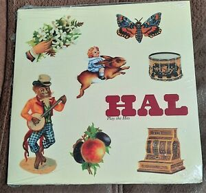 """HAL PLAY THE HITS /BICYCLE 2004 7"""" SINGLE ALT INDIE EDWYN COLLINS PRODUCED"""