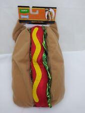 Hotdog Dog Halloween Costume New Fetchwear Sz Medium