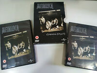 Metallica Cunning Stunts - Box 2 x DVD + Extras Region 0 All