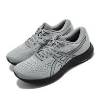 Asics Gel-Excite 7 Grey Black Men Running Shoes Sneakers Trainers 1011A657-025