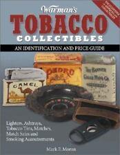 2003 Warman's Tobacco Collectibles Encyclopedia of Antiques Tobacciana Book New