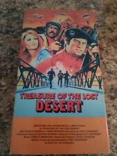 Treasure of the Lost Desert (VHS, 1986)