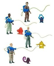 The Real Ghostbusters 2020 Action Figures Kenner Hasbo Peter Winston Egon & Ray