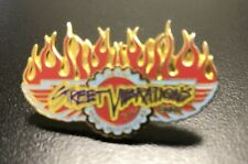 Street Vibrations Metal Music Motorcycles Festival Event Pin 2001 Reno NV