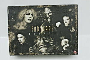 Farscape Season three deluxe set with lithographs and wristwatch Region Two  Eng