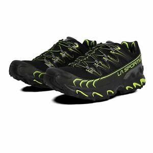 La Sportiva Mens Ultra Raptor Trail Running Shoes Trainers Black Sports
