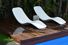 Pool sun bed,chair, banana chair, Lounge