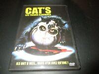 """DVD """"CAT'S - LES TUEURS D'HOMMES"""" Kathleen QUINLAN / de John McPHERSON - horreur"""