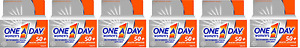 One A Day Women's 50+ Advantage Multivitamins, 65 Count (6 Pack)