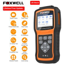 Foxwell Nt630 Plus OBD2 ABS SRS Reset Code reader Diagnostic Scanner Tool