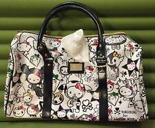 Hello Kitty Tokidoki 35 year anniv Boston Duffle Bag.  Limited Edition