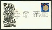 #3191i 33c Special Olympics, Art Craft FDC **ANY 4=FREE SHIPPING**