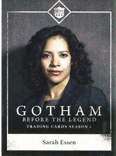 Gotham Season 1 Character Bios Chase Card C04 Sarah Essen