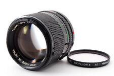 Canon Nuevo Fd 85mm F / 1.8 (3249)