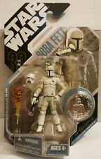 Star Wars - Concept Boba Fett (Ralph McQuarrie) - The 30th Annv coin collection