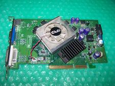 Club 3D Nvidia GeForce 6600 256MB 128-Bit DDR AGP 4X/8X Graphics Card , Win 7/8