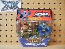 DC Action League (Brave and the Bold) B'WANA BEAST & BATMAN Wave 2 bwana