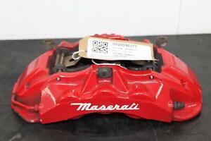 2013 MASERATI GRANCABRIO 4.7 Litre Petrol Right Front BREMBO Brake CALIPER