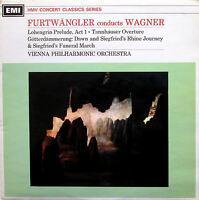 XLP 30082 Furtwangler Conducts Wagner Vienna Philharmonic NM/EX HMV Mono
