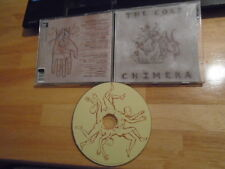 RARE PROMO The Cost CD Chimera punk rock Lookout! Records 2002 American Steel !