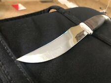Vintage CASE XX 323-6 Skinning Knife - Good Condition mirror finish