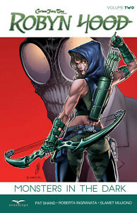 Robyn Hood TPB Volume 2 Monsters In The Dark Softcover Graphic Novel