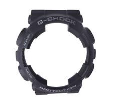 CASIO Bisel G-SHOCK ga-110lp ga-110rg piezas repuesto LUNETA Negro