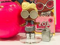 LoL Surprise BAMBOLA FUNKY QT CONFETTI POP PUNK DOLL HOLIDAY PRESENT CASA HOUSE