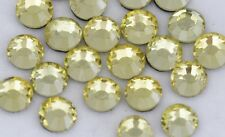 DMC  Rhinestones 2880 pcs  10ss Jonquil  Hotfix iron-on.
