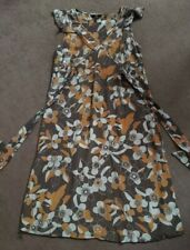 Top Shop tea dress, silk