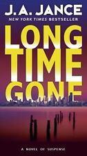 Long Time Gone (J. P. Beaumont Novel) - Acceptable - Jance, J. A. -