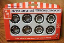 AMT CUSTOM & COMPETITION TIRE PACK FIRESTONE DELUXE CHAMPION TIRES