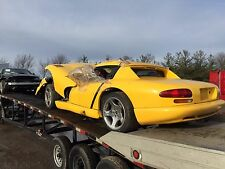 2002 Dodge Viper engine 8.0L-V10 4500 miles only