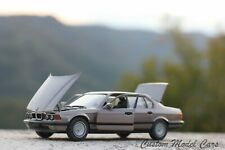 1/24 BMW 750i E32 Schabak Gama West Germany diecast model car gift collection