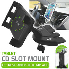 Cellet Universal Tablet CD Slot Mount for iPad Pro 9.7 iPad mini Samsung Tab 8.9