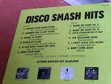 PRESIDENT RECORDS-DISCO SMASH HITS-RUBY WILSON/KC/AFRO DIMENSIONS/OUTRIDERS ETC