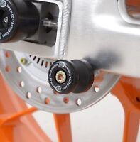 R&G Racing Cotton Reels/Paddock Stand Bobbins for Honda CBR600RR (2007 - 2016)