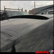 (284R) Rear Roof Spoiler Window Wing (Fits: Audi A3 S3 2014-2018 4d type 8V)
