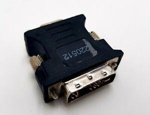 DVI-D - VGA Adapter Fujitsu S26361-F2391-V1 NEU & OVP 10600642023 DVI VGA Adapte