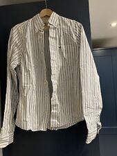 Hollister Mens Shirt Casual Medium