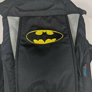 KidsEmbrace Deluxe Baby Carrier NO HOOD, DC Comics Batman Front or Back Carry