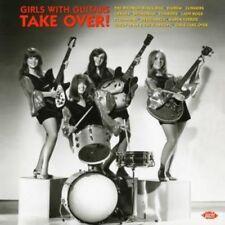 Various Artists - Girls With Guitars Take Over / Various [New Vinyl LP] UK - Imp