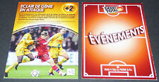 PANINI FOOTBALL CARD 2004-2005 JEROME ROTHEN PARIS SAINT-GERMAIN PSG PARC