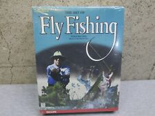 NEW Philips The Art of Fly Fishing CD-Rom PC Interactive SEALED