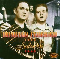DOMINGO FEDERICO - SALUDOS  CD NEU