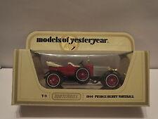 MATCHBOX Y-2 1914 PRINCE HENRY VAUXHALL CAR - MIB