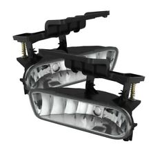 Spyder 5023636 ORG.MFR Fog Lights Black For 2001-2002 Chevrolet Silverado 3500