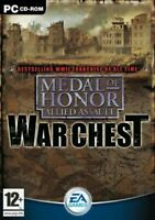Medal Of Honor Allied Assault War Chest (PC CD) Game 5030930038144 New MOHAA