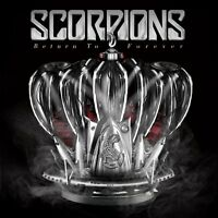 Scorpions  - Return To Forever (NEW CD)